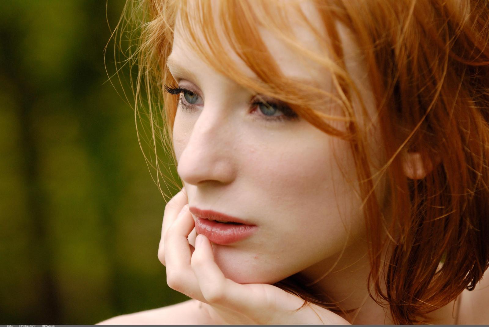 Рыжей голой девушки, Голые рыжие девушки - фото красивых женщин и девок 9 фотография