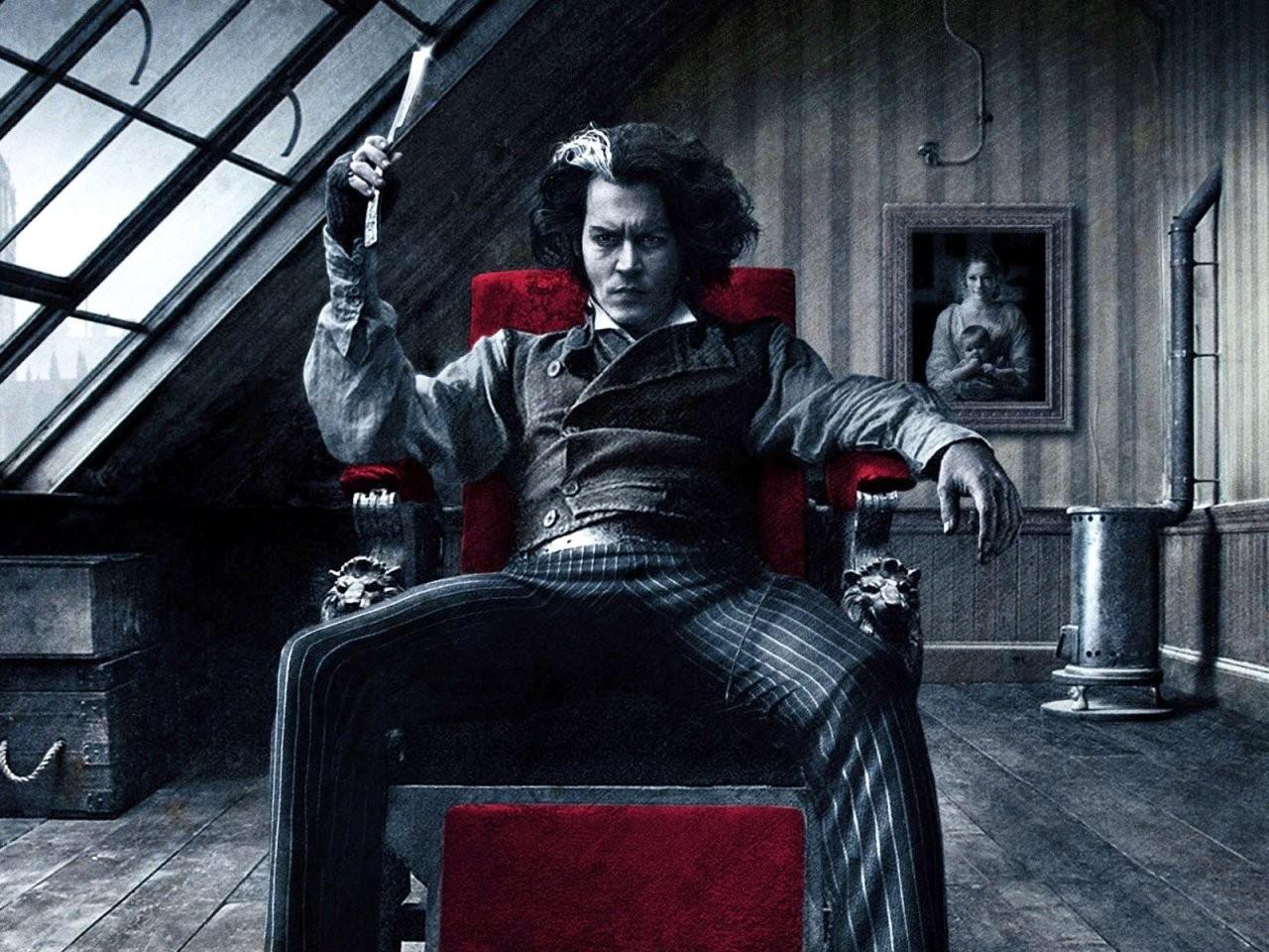 Fondos De Pantalla Películas Johnny Depp Sweeney Todd