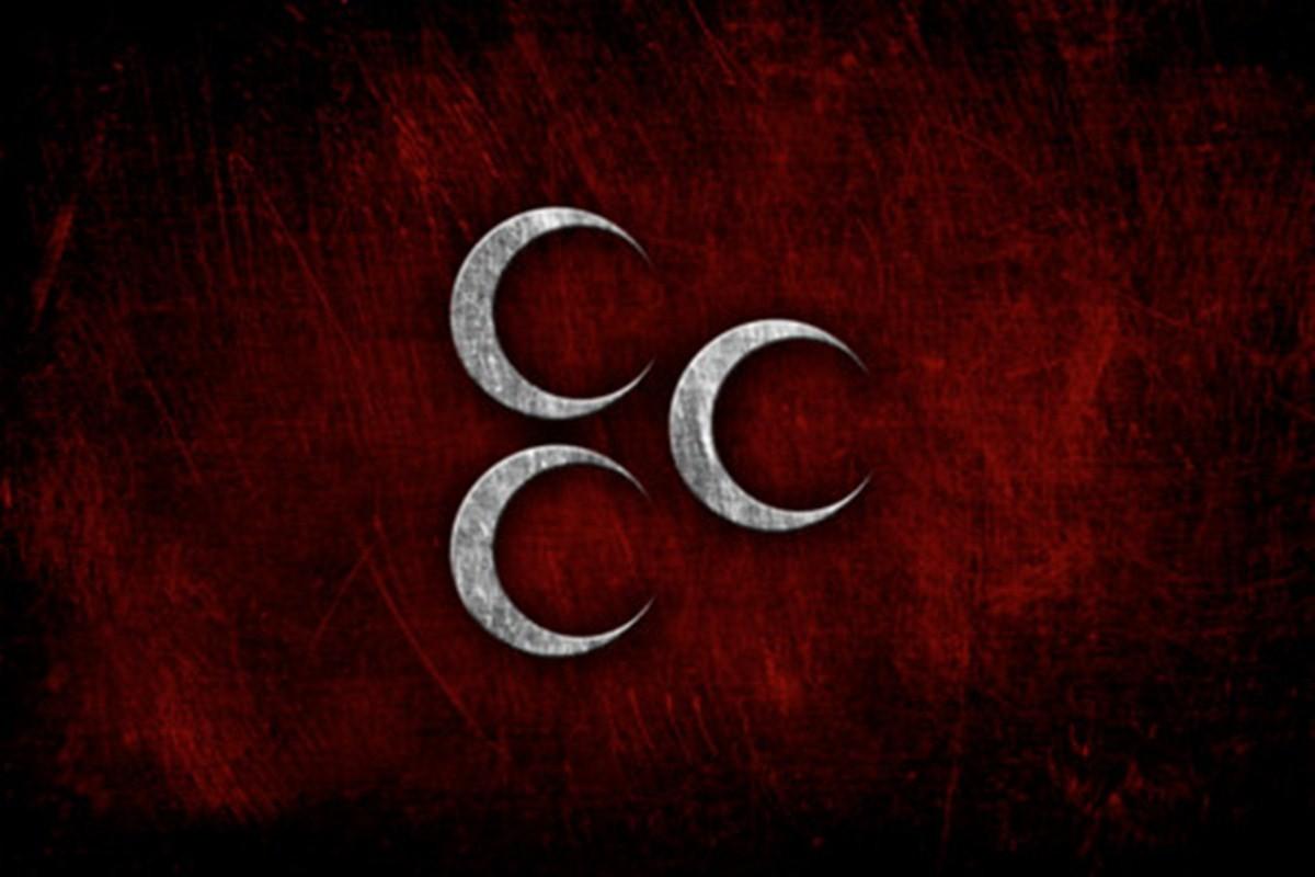 Masaüstü Aşk Kalp Kırmızı Metin Logo Türk Daire Karanlık