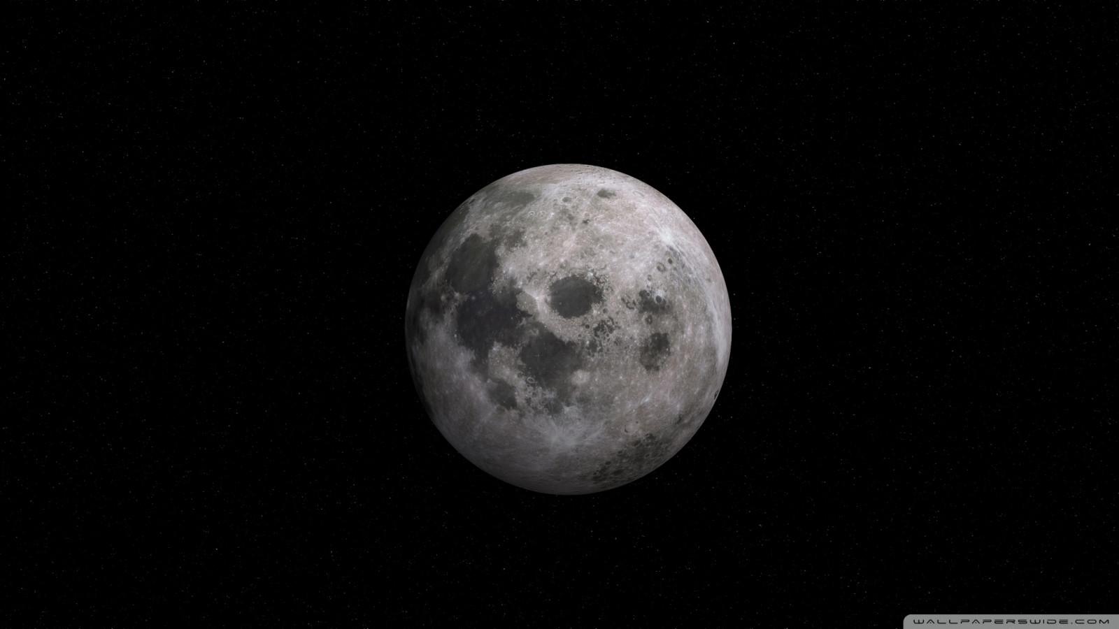 Fond Décran 2048x1152 Px Astronomie Fond Noir Lune