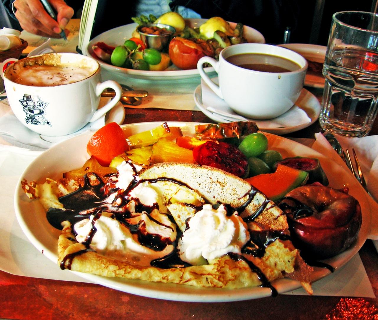 Fond D écran Dessin Aliments Café Canada Restaurant