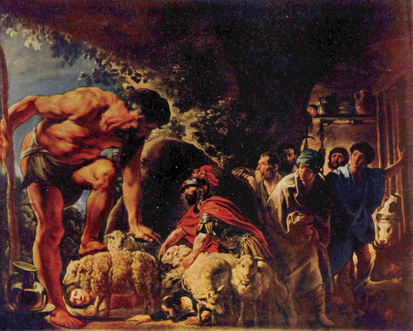 odysseus pride