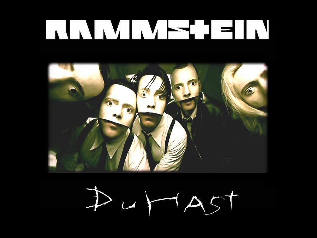 rammstein album cover