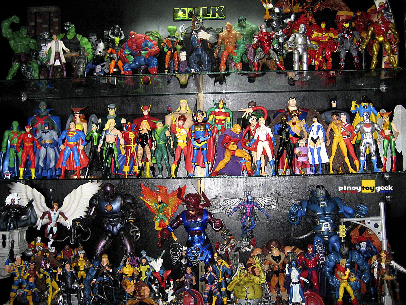 Wallpaper Batman Wolverine Hulk Comics Superman Crowd