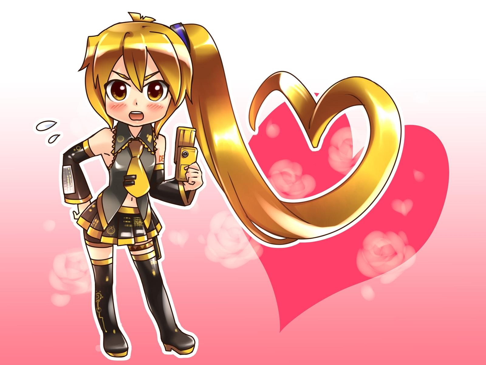 Fond Décran Illustration Anime Colère Dessin Animé