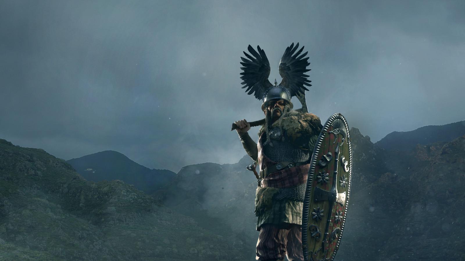 Wallpaper total war arena barbarian vercingetorix - Caesar hd wallpaper ...
