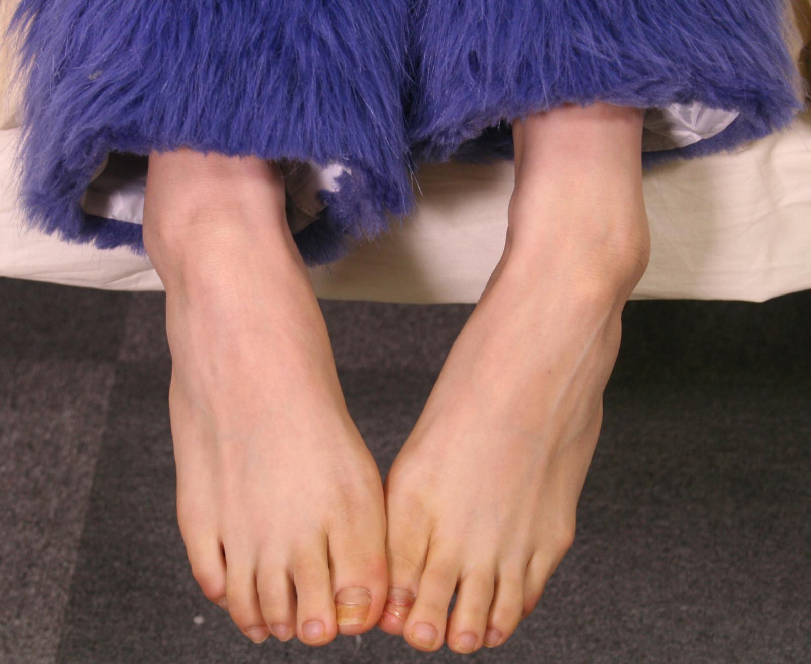 women Pretty feet