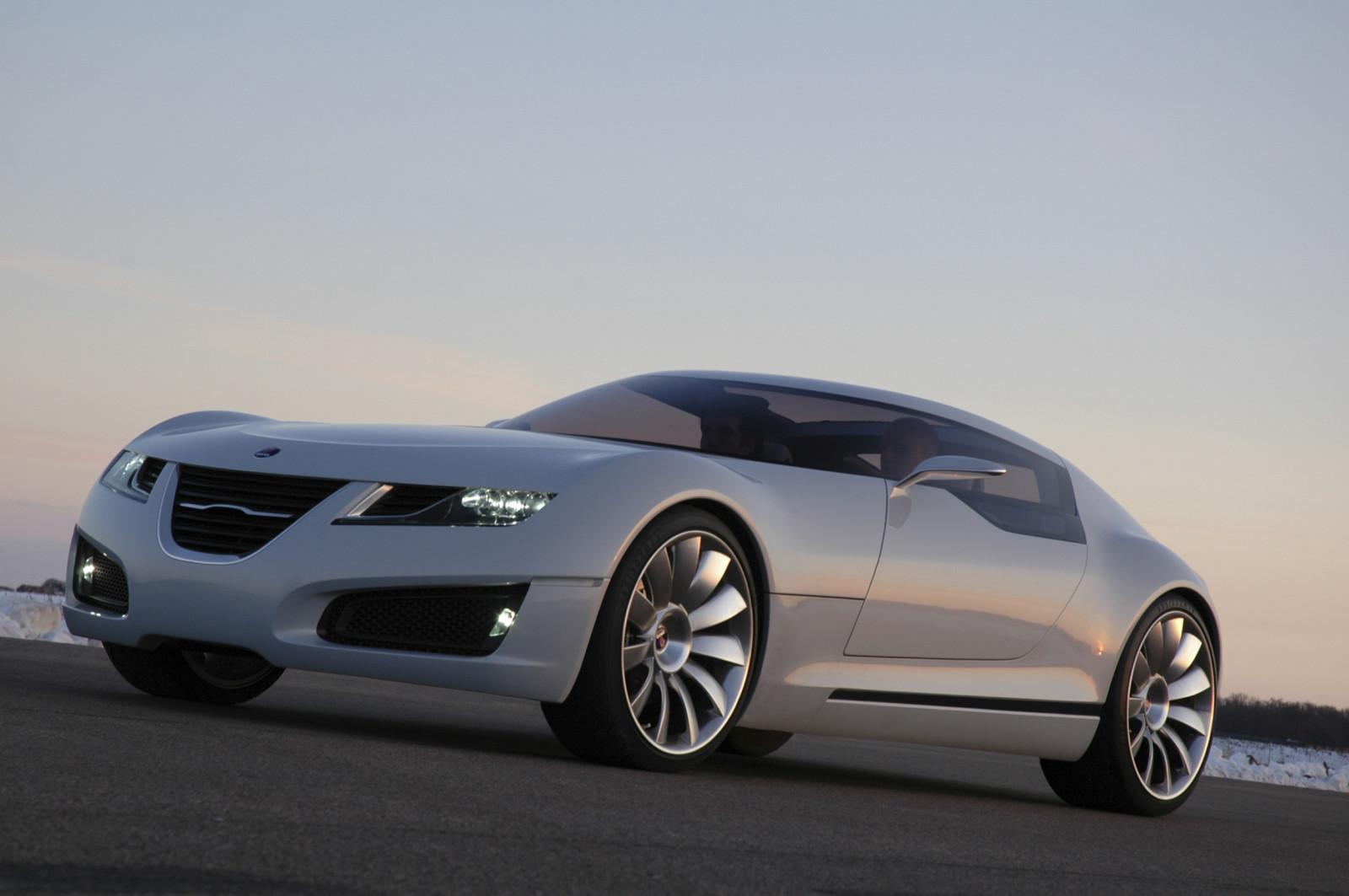 Wallpaper : sports car, coupe, performance car, Sedan, Saab Aero X