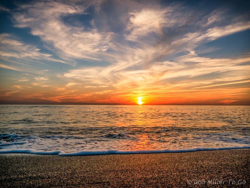 Sfondi luce del sole paesaggio tramonto mare natura for Sfondi desktop tramonti mare