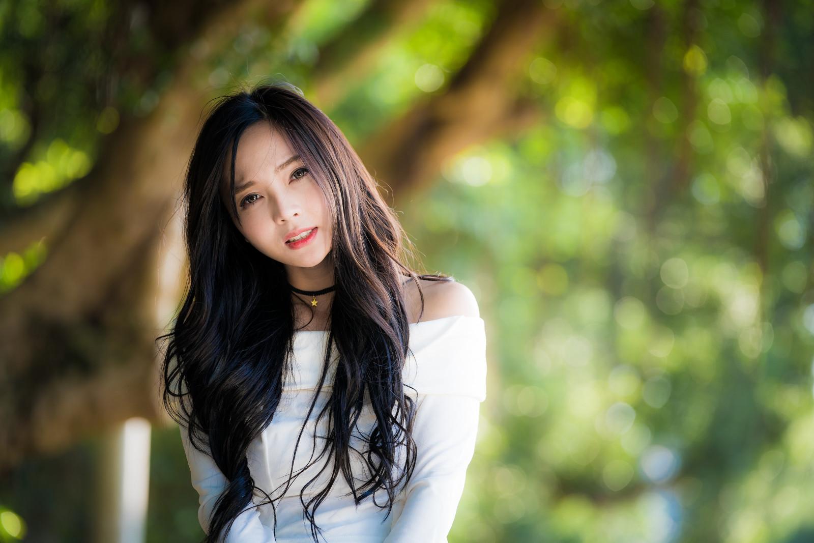 Такие милые китаянки фото
