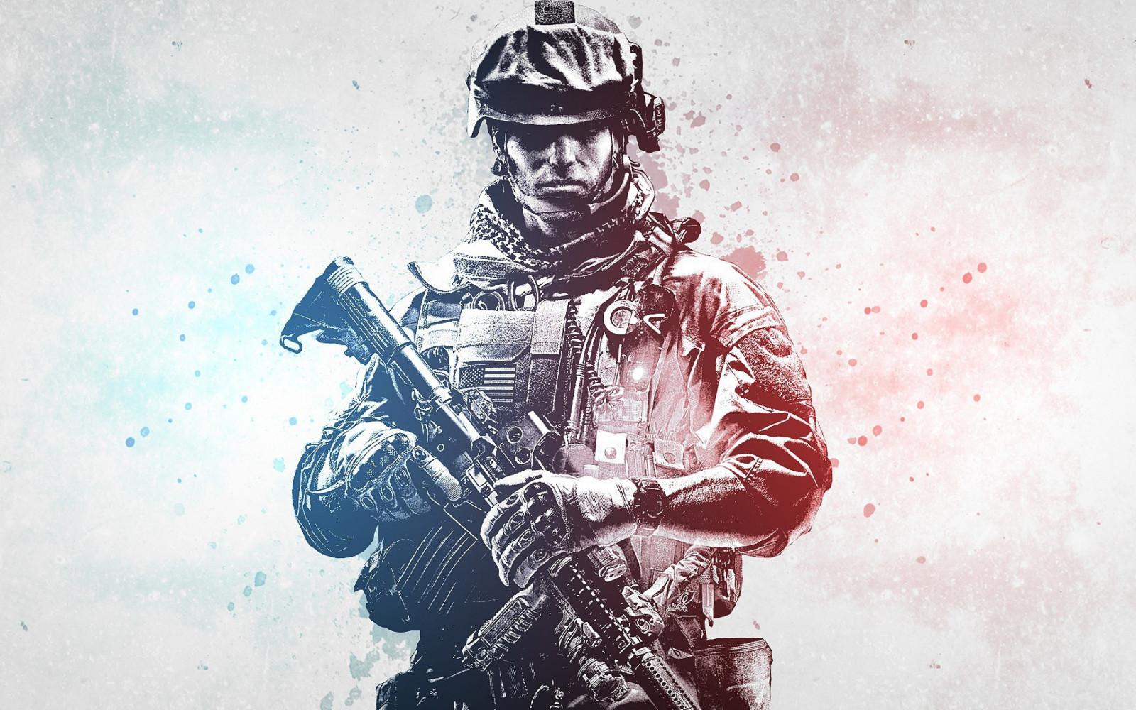 Wallpaper Gambar Ilustrasi Video Game Karakter Video