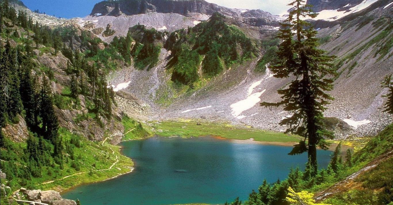 Sfondi Acqua Parco Nazionale Valle Passo Di Montagna Natura