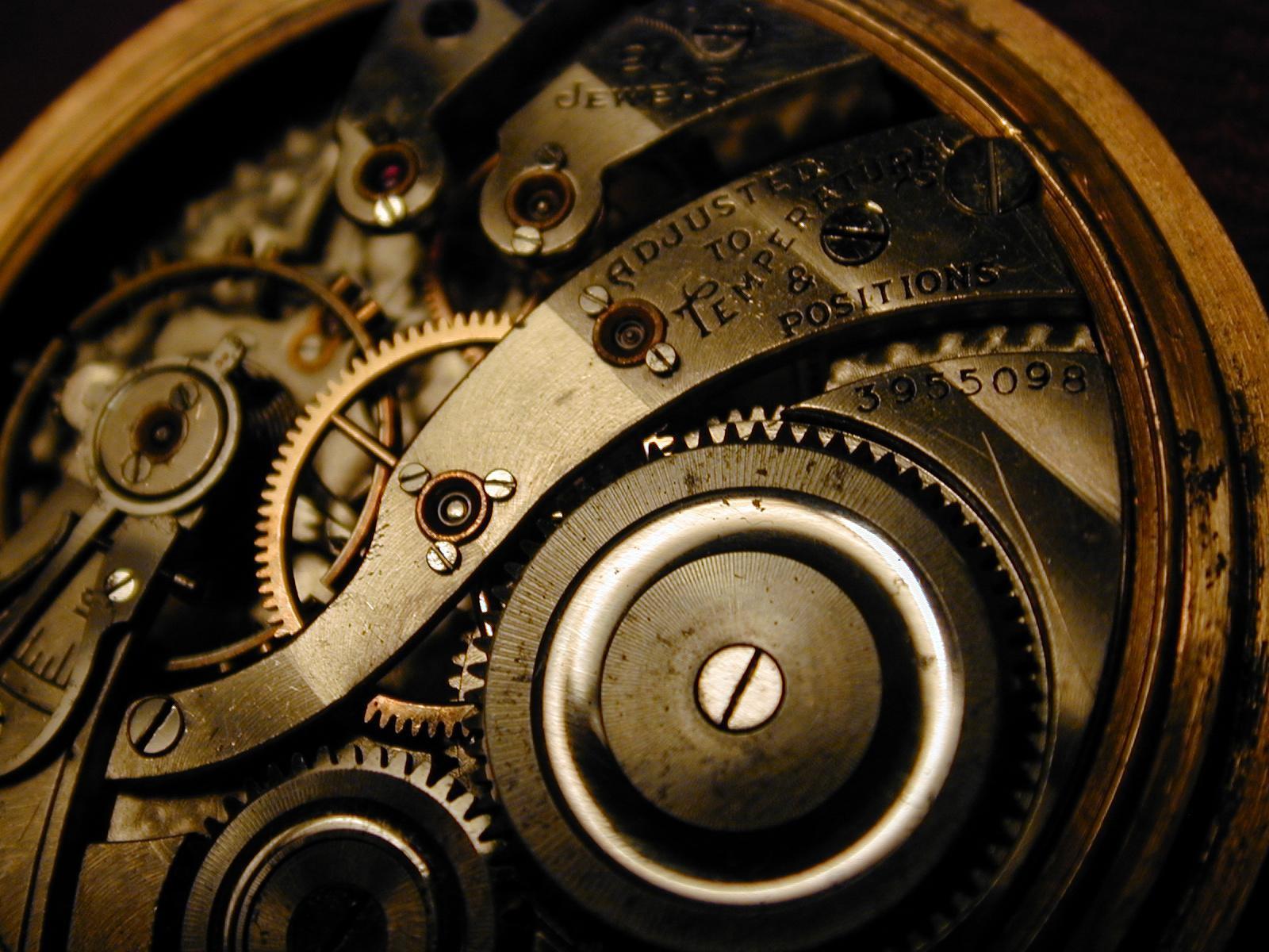 Красивые картинки с механизмами