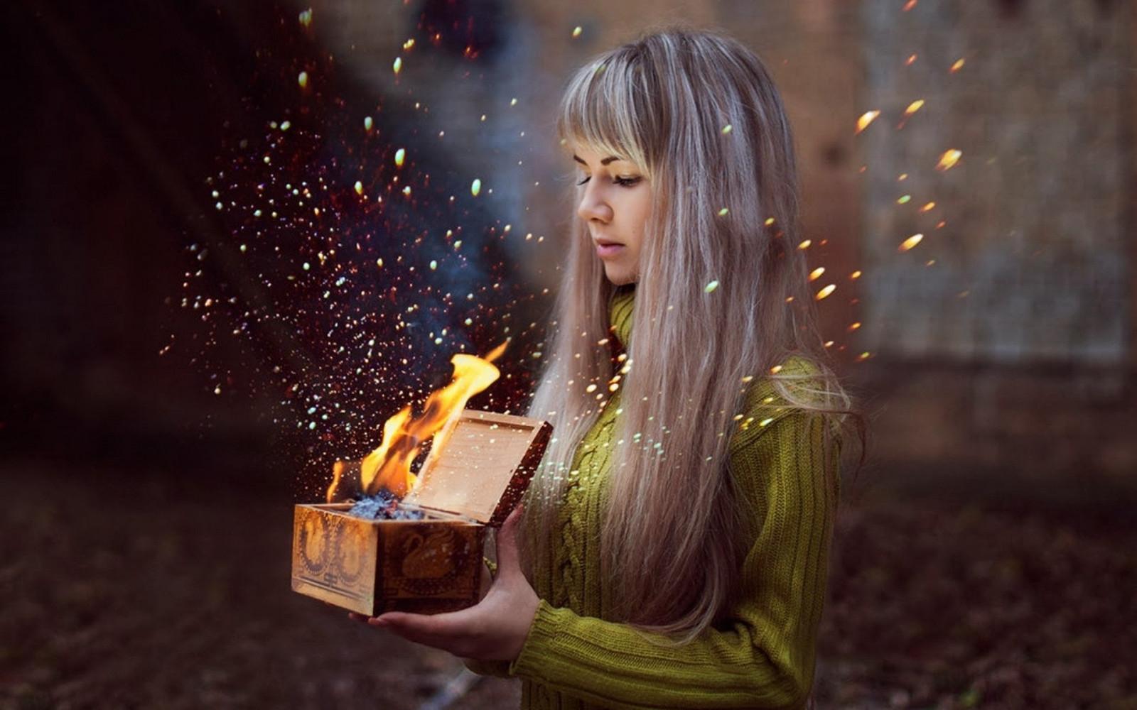 Красивые картинки о магии, днем рождения для