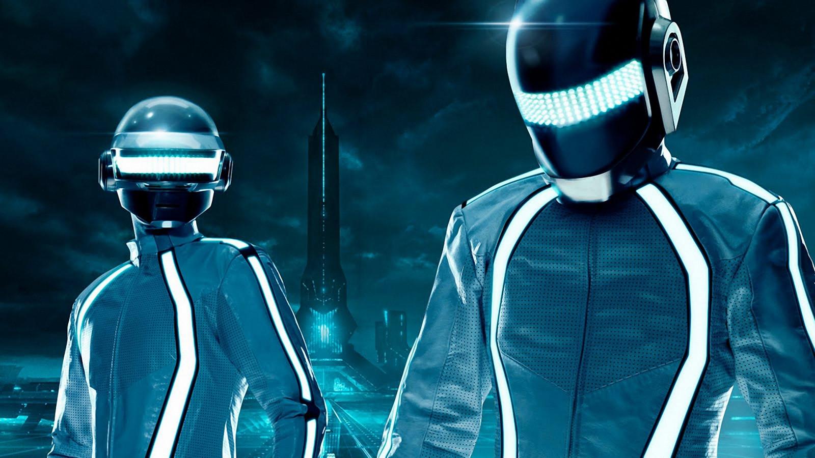 Fondos De Pantalla Casa Azul Tecnología Daft Punk