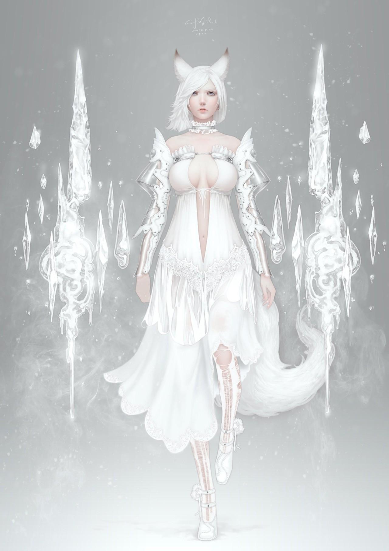 Cabello blanco disfraz