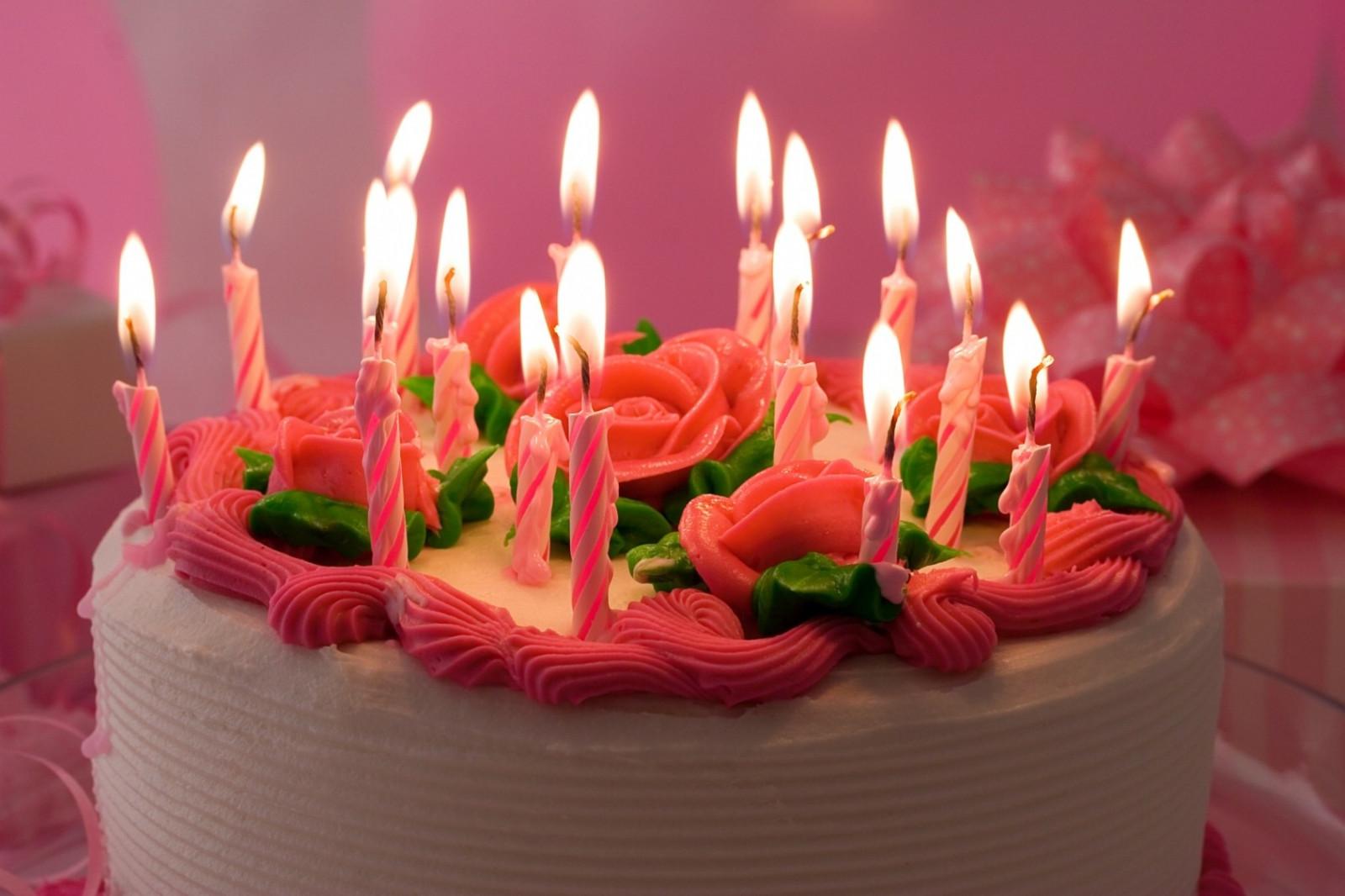 Тортик для поздравления