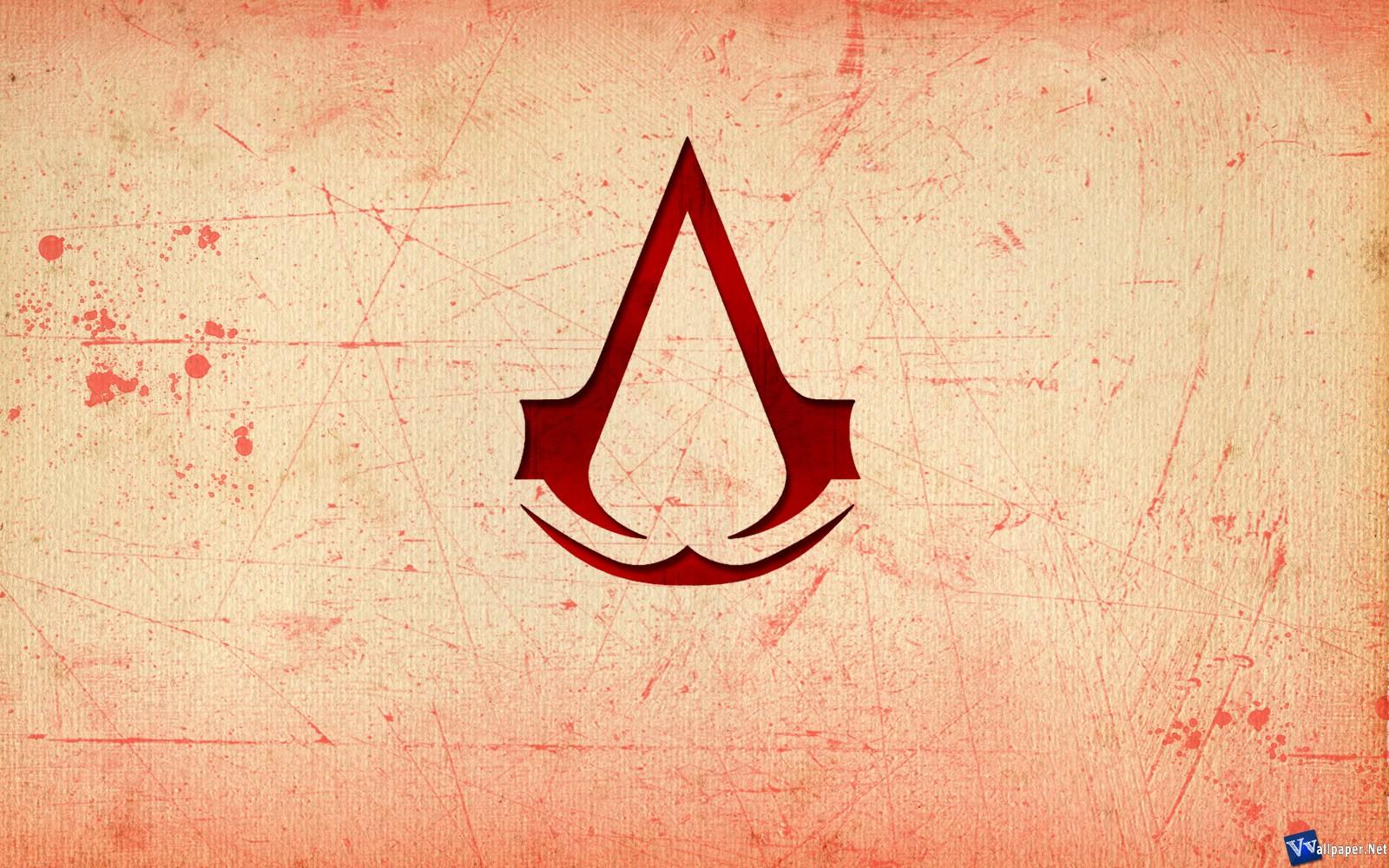 Sfondi disegno illustrazione rosso testo logo for Assassin s creed sfondi