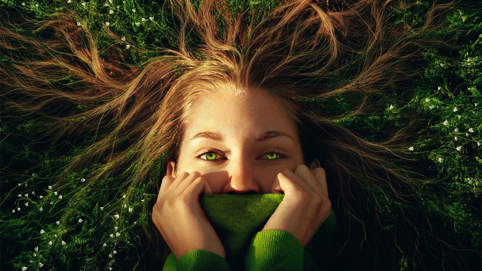 Wallpaper Face Sunlight Forest Women Model Nature