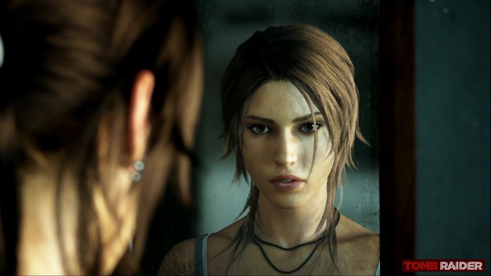 Lara croft hair nude photo