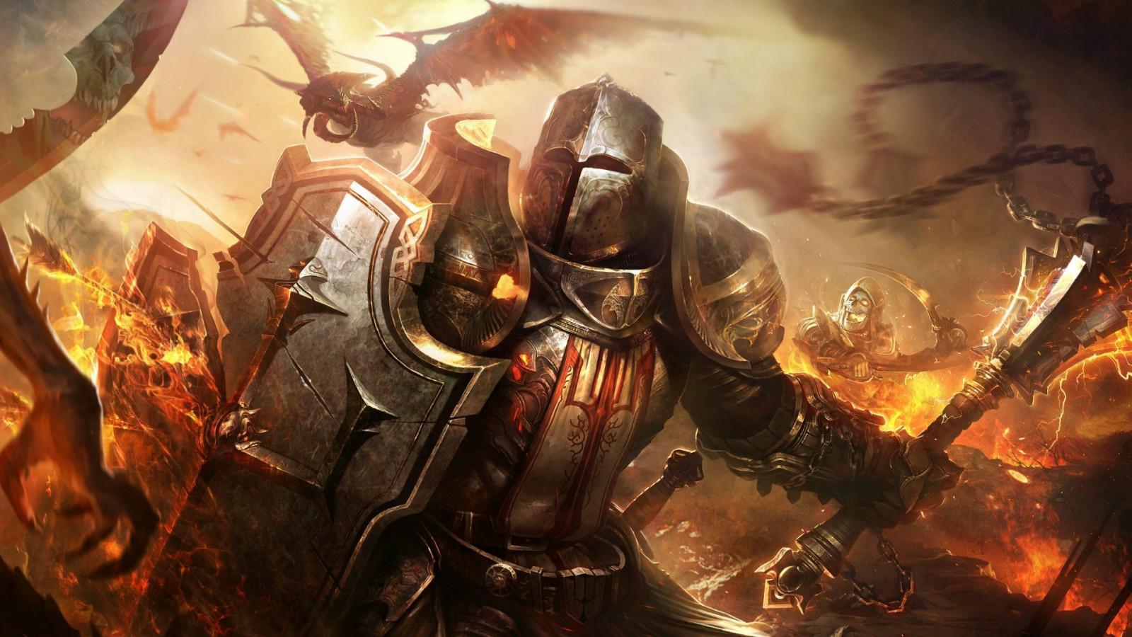crusaders diablo 3