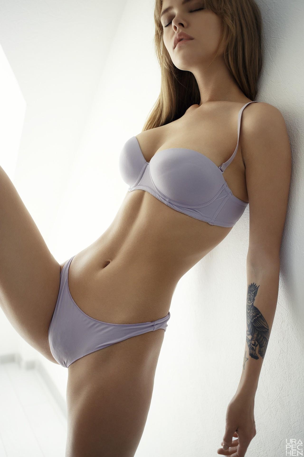 Wallpaper  Women, Model, Long Hair, Legs, Anastasia -7676