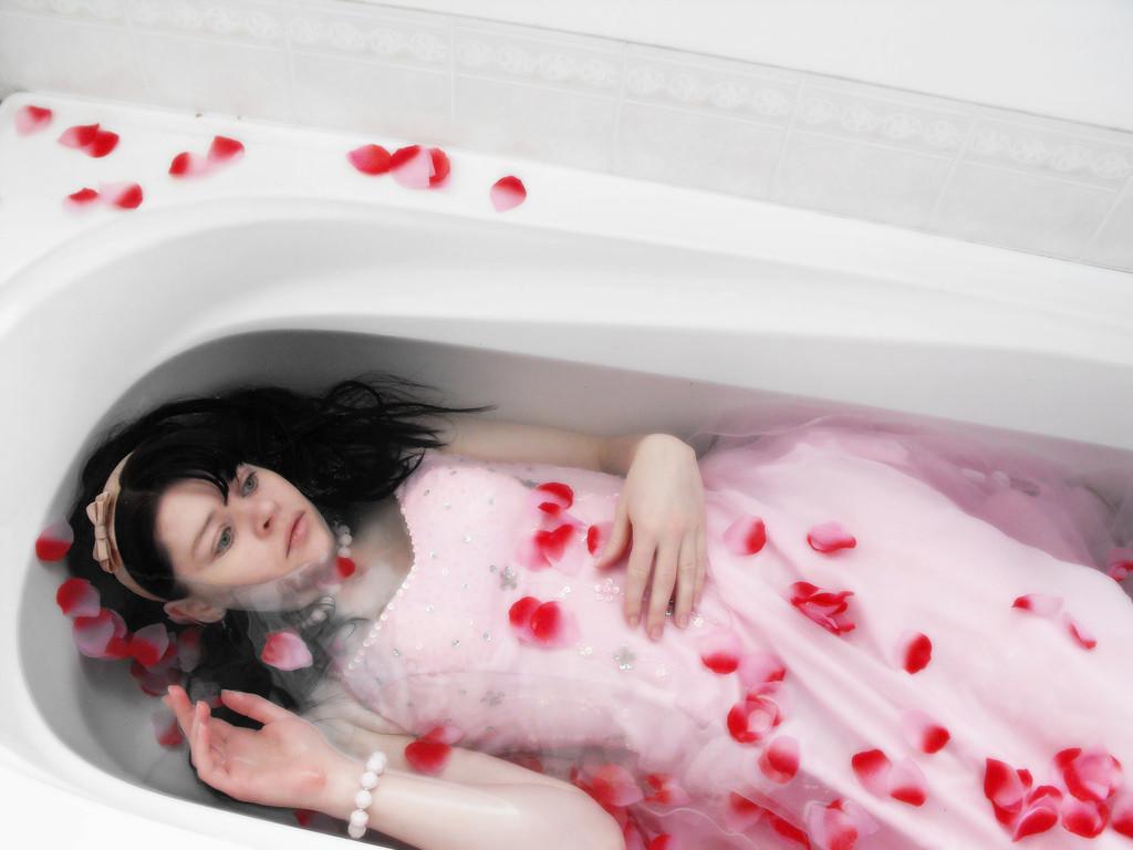 Hintergrundbilder : Rosa, rot, Porträt, Frau, Weiß, Selbstporträt ...