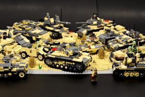 Wallpaper : photography, LEGO, outdoor, battle, scene, el, ww2, dak
