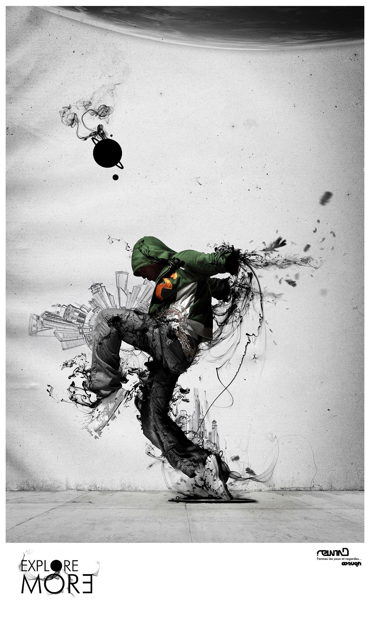 Wallpaper Laki Laki Gambar Lukisan Ilustrasi Seni Digital