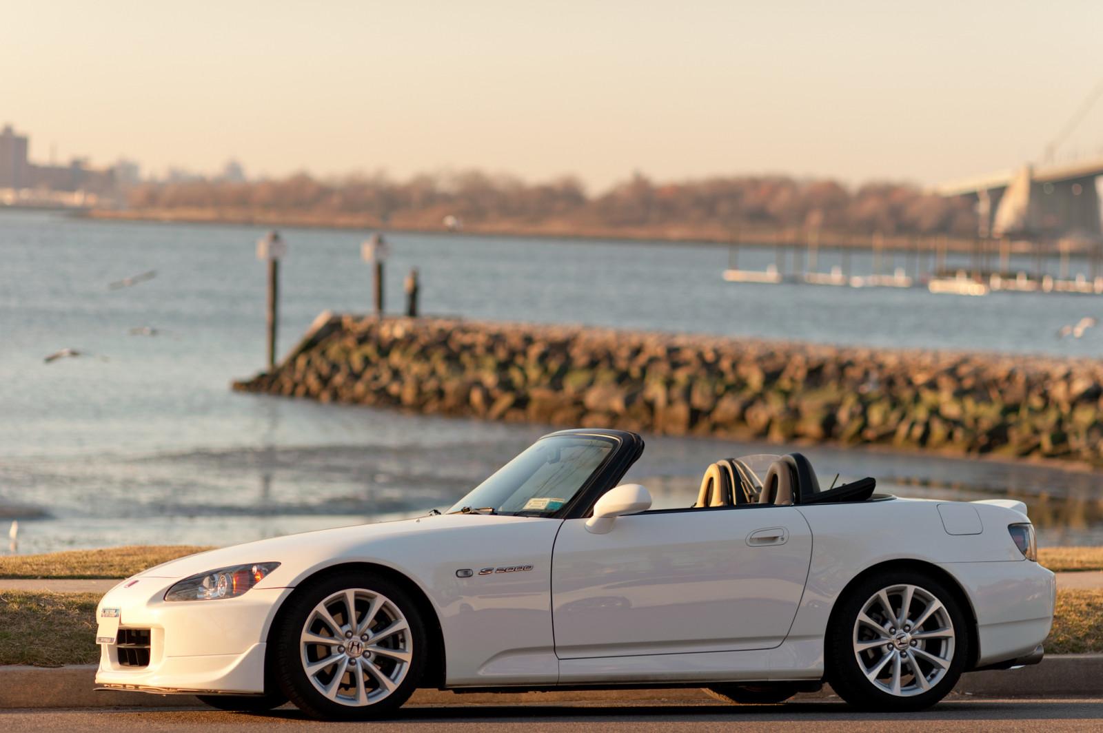 Wallpaper : white, BMW, Honda, side view, sports car ...