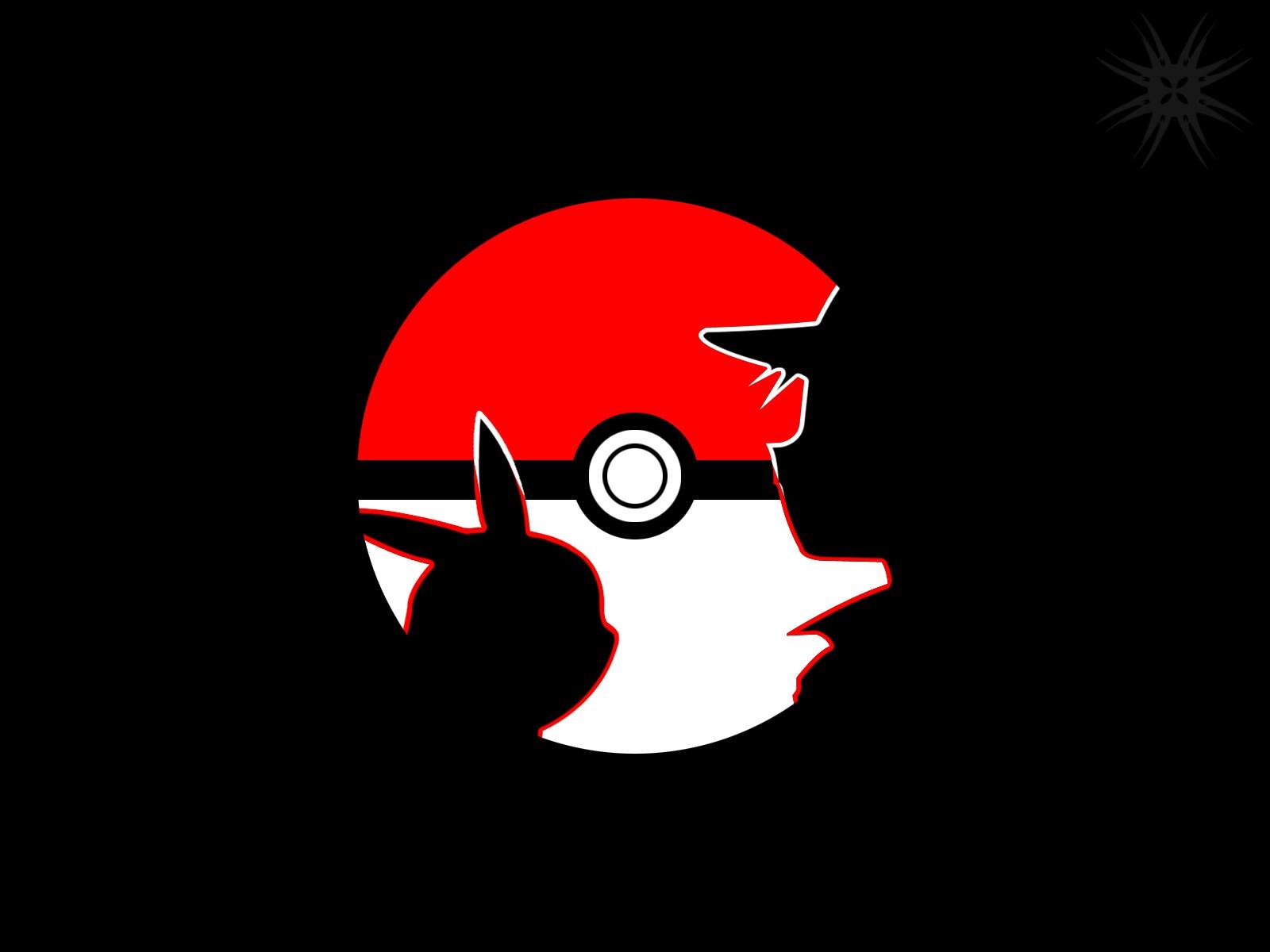 Wallpaper White Black Illustration Red Logo Cartoon