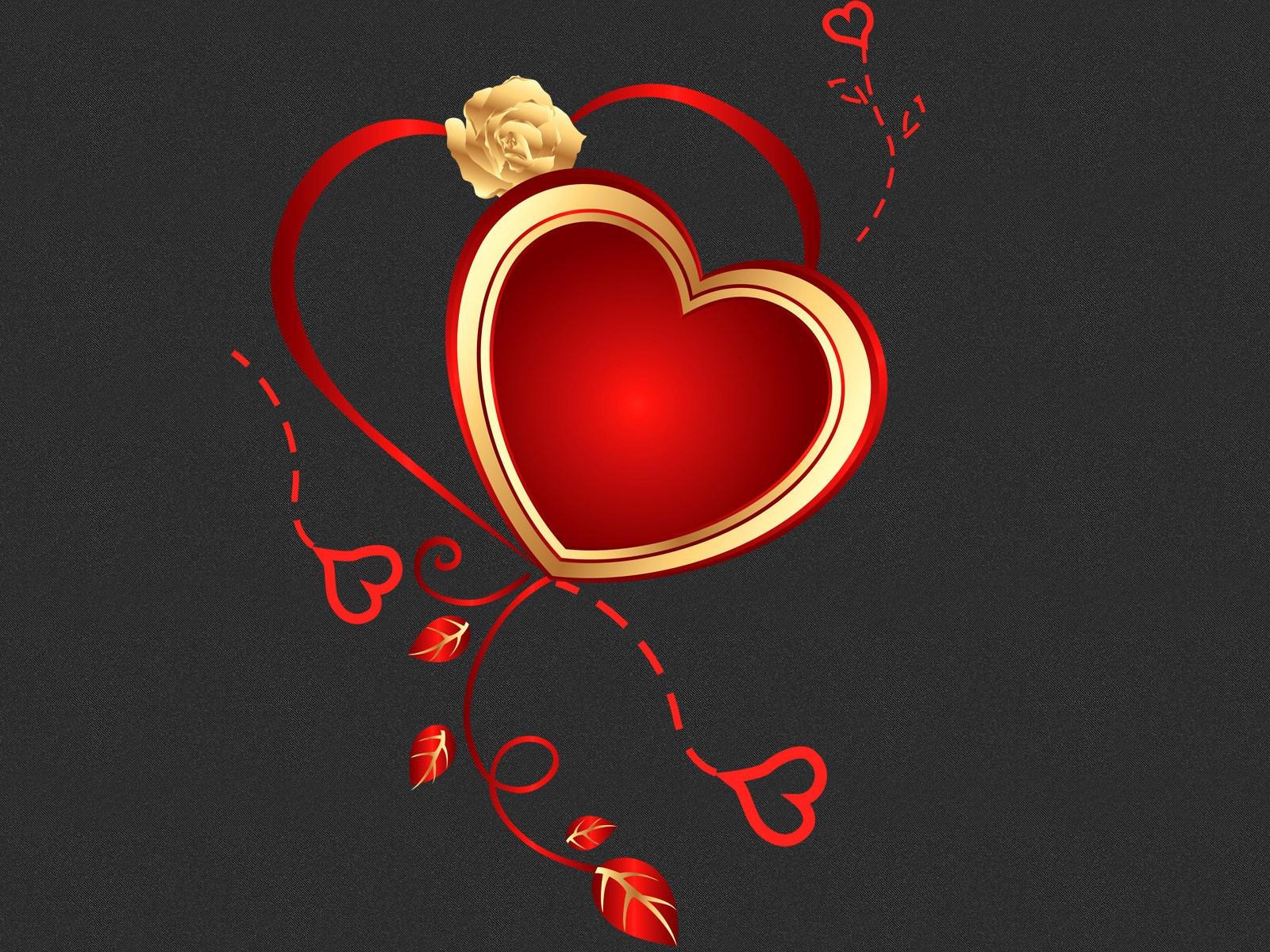 Hintergrundbilder : Illustration, Liebe, Herz, rot, Text, Logo ...