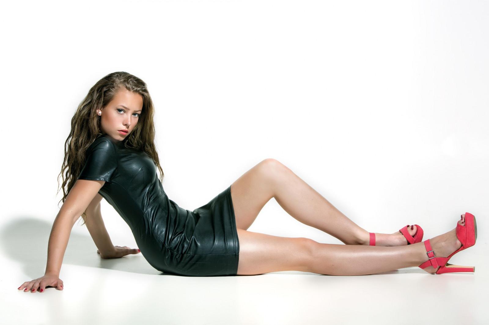 Фото модели ножки