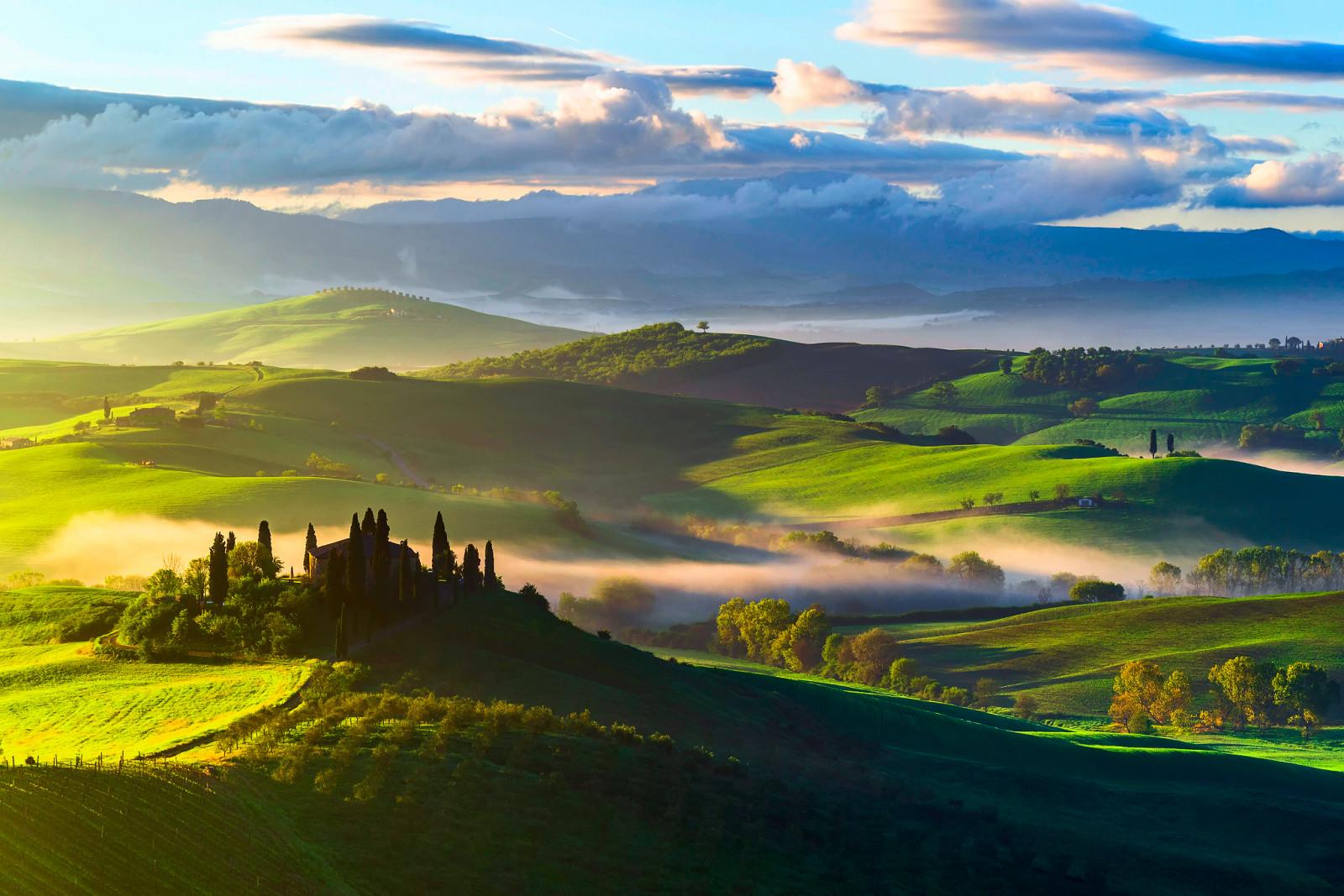 Поздравлениями, фото тосканы италия открытки