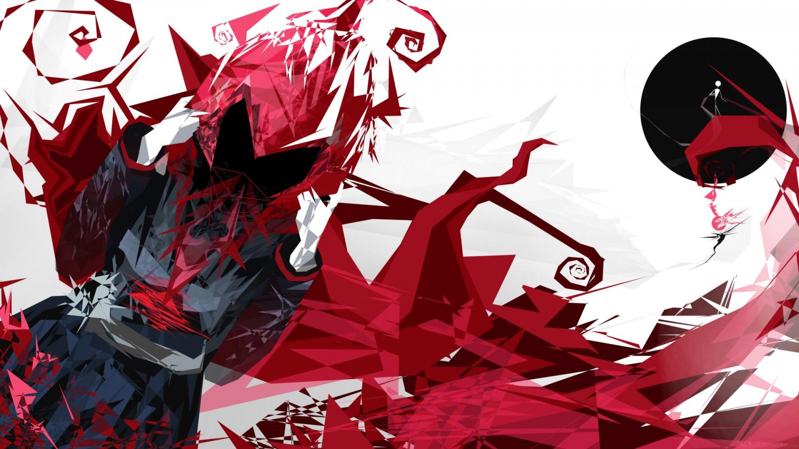 Wallpaper : illustration, anime, abstract, DeviantArt ...