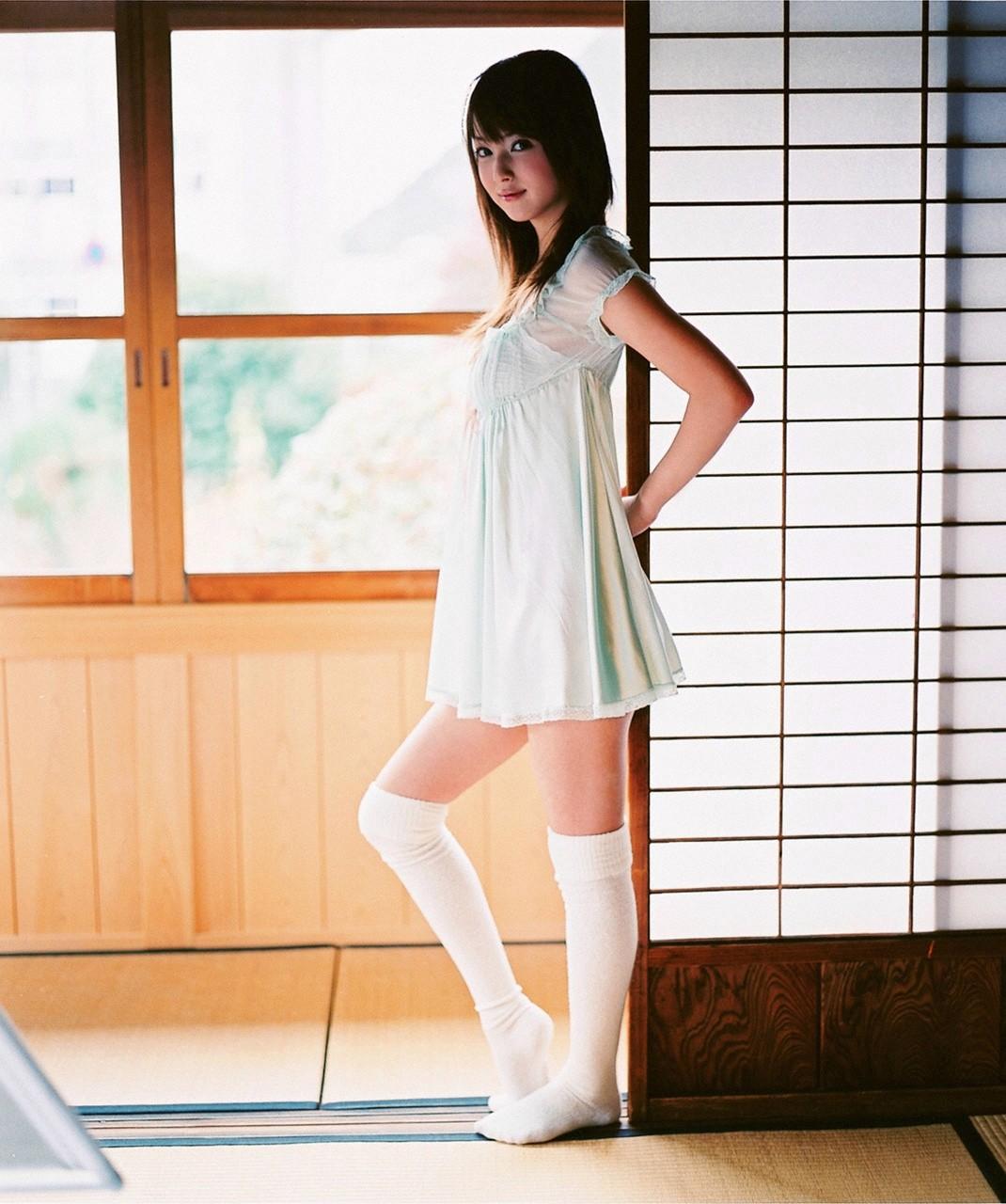 Your idea Nozomi sasaki asian school girl