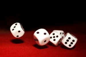 Уличные азартные игры