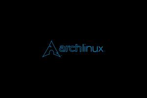text logo Linux Arch Linux brand shape line darkness screenshot computer wallpaper font