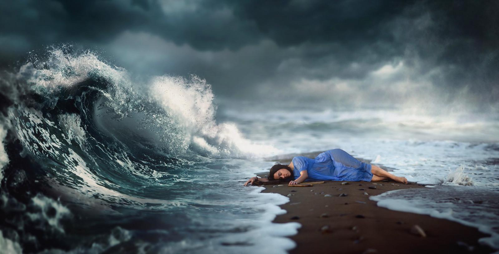 нем увидеть во сне море с волнами видов