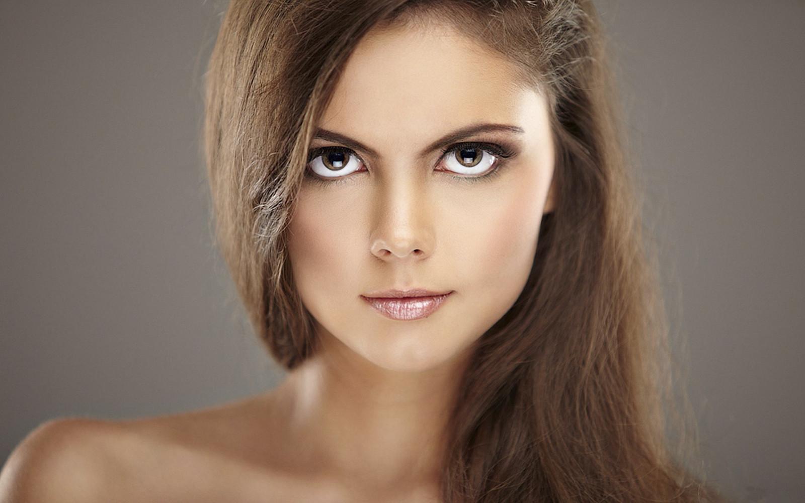 Brunette female porn stars